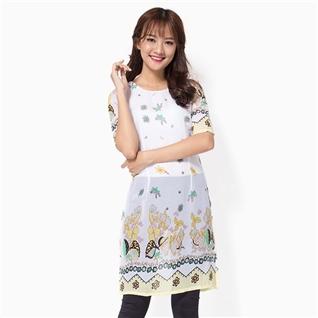 Cùng Mua - Ao dai cach tan Khanh Linh MS12