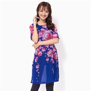 Cùng Mua - Ao dai cach tan Khanh Linh MS08