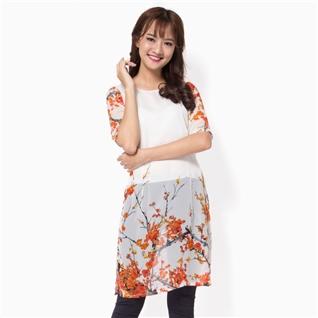 Cùng Mua - Ao dai cach tan Khanh Linh MS06