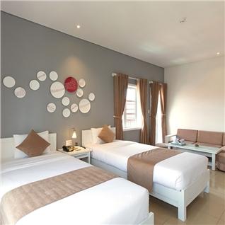 Cùng Mua - Khach San Alba Hotel Hue - Tieu chuan 3 sao - Bao gom an sang