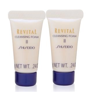 Cùng Mua - Combo 2 sua rua mat Shiseido Revital Cleansing Foam 7g