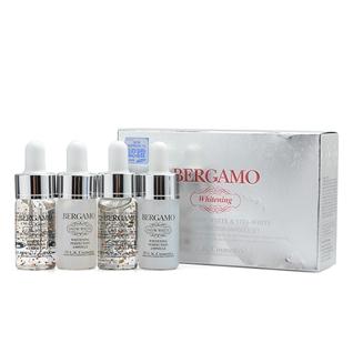 Cùng Mua - Set 4 serum duong trang da Bergamo Whitening Luxury