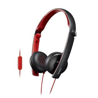 Cùng Mua - Tai nghe Sony MDR-S70AP/BQE mau do den