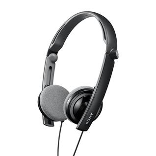 Cùng Mua - Tai nghe Sony MDR-S40/BQ E mau den
