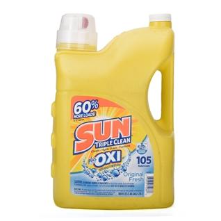Cùng Mua - Nuoc giat Sun Oxi Original Fresh 5.55 lit (105 lan giat)