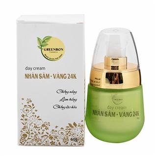 Cùng Mua - Day Cream nhan sam vang 24K Greenbon