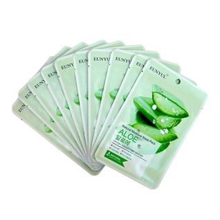 Cùng Mua - Bo 10 mat na duong da Eunyul Natural Moisture Aloe
