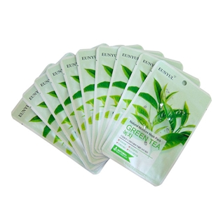 Cùng Mua - Bo 10 mat na duong da Eunyul Natural Moisture Green Tea