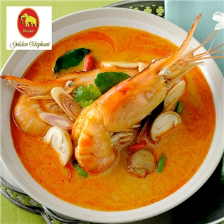 Cùng Mua - Set menu Thai dac sac cho 2 nguoi tai Nha hang Con Voi Vang