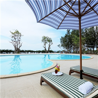 Cùng Mua - Sky Star Resort chuan 3 sao 2N1D tai Phan Thiet - An trua/toi