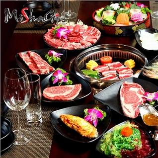 Cùng Mua - Buffet nuong Nhat Han dac biet - NH Mishagi (Tang do uong)