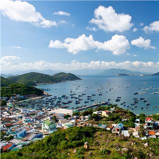 Cùng Mua - Tour Binh Ba - Bao tom hum, xe giuong nam 2N2D