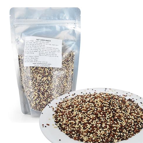 Bịch 500g hạt Diêm Mạch nhập khẩu Peru