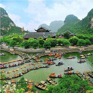 Cùng Mua - Tour Sai Gon - Sapa - Ha Noi - Ninh Binh - Ha Long 4N4D