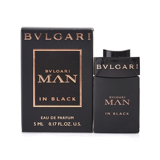 Cùng Mua - Nuoc hoa nam Bvlgari Man In Black 5ml - Eau de Parfum
