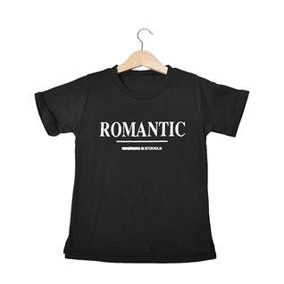 Cùng Mua - Ao thun nu tay ngan mau den Romantic MS127