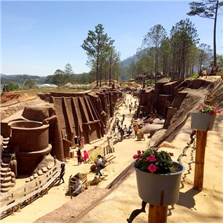 Cùng Mua - Tour Da Lat- Phan Thiet- Mui Ne 3N3D