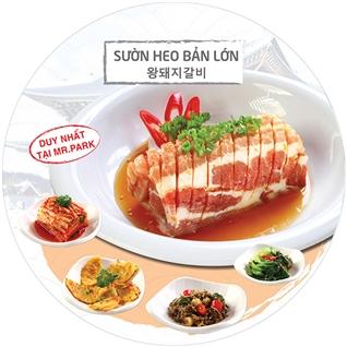Cùng Mua - Tỏng hóa don tai Nhà hàng Mr Park