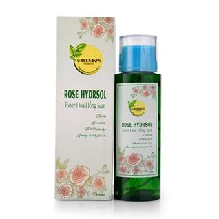 Cùng Mua - Toner hoa hong sam Greenbon