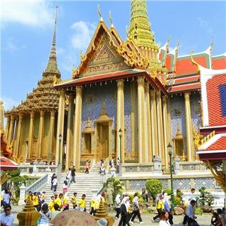 Cùng Mua - Tour Thai Lan - Bangkok - Pattaya 5N4D