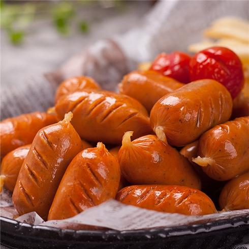 Xúc xích ớt đỏ Cheongyang Hàn Quốc loại 200g (20g x 10 cái)