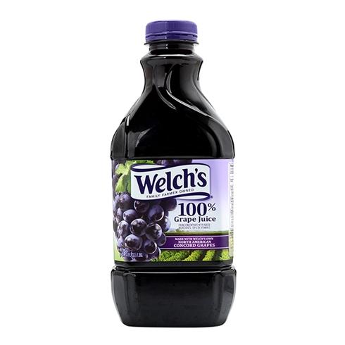 Nước ép nho nguyên chất Welch's 1,36L