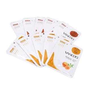 Cùng Mua - Combo 10 mat na Vanedo Vitamin va Nhan Sam Han Quoc