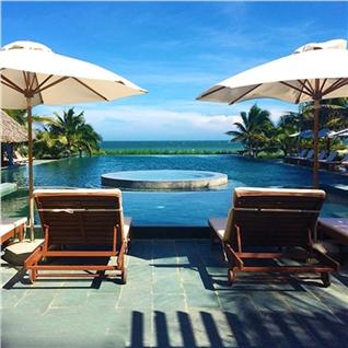 Cùng Mua - Sonata Resort chuan 4 sao + An toi - Khong Phu thu Cuoi tuan