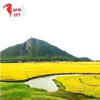 Cùng Mua - Tour Phu Yen - Dai Lanh 3N3D - mui dien Cap Varella