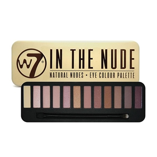 Cùng Mua - Phan mat W7 In The Nude - Natural Nudes Eye Colour Palette