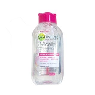 Cùng Mua - Nuoc tay trang Garnier Micellar Cleansing Water 125ml
