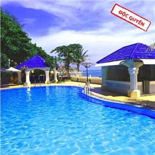 Cùng Mua - Lan Rung Resort va Spa Vung Tau 4* - Sieu khuyen mai - An toi