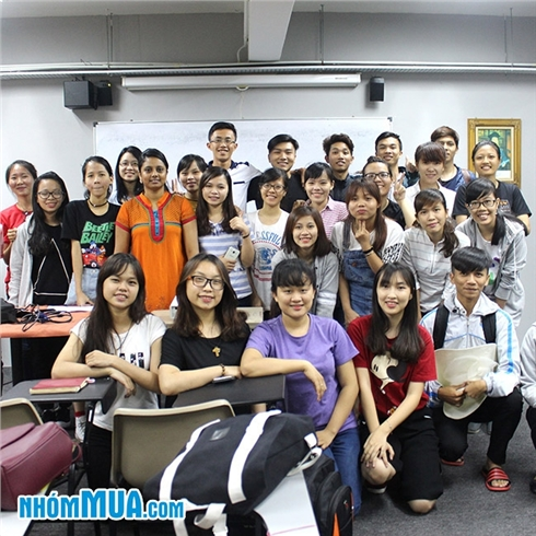 Khóa học tiếng Anh 1 tháng tại East West - Malaysia