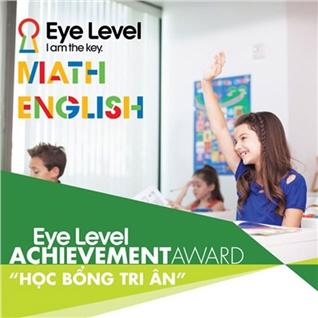Cùng Mua - Khoa hoc 02 buoi Toan Tu Duy/Tieng Anh cho be - Eye Level