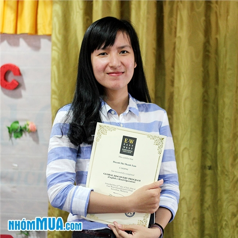 Khóa học International Professional CMO tại East West