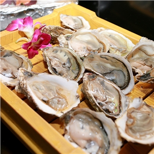 Cùng Mua - Buffet Vuon Royal City khuyen mai menu moi sieu hap dan