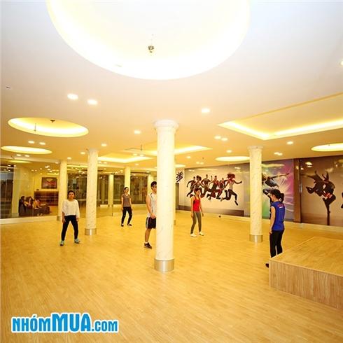 12 buổi tập Yoga không giới hạn tại Diamond Yoga và Fitness
