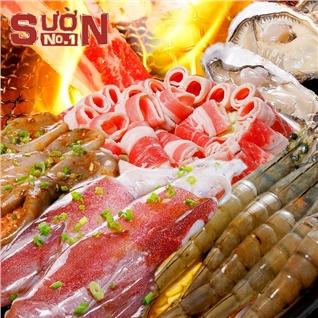 Cùng Mua - Buffet Lau, Nuong Suon - Huong vi ngon la, lau dam - No.1