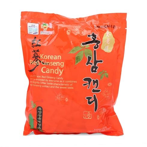 Kẹo Hồng Sâm Hàn Quốc cao cấp Burogeon (500g)