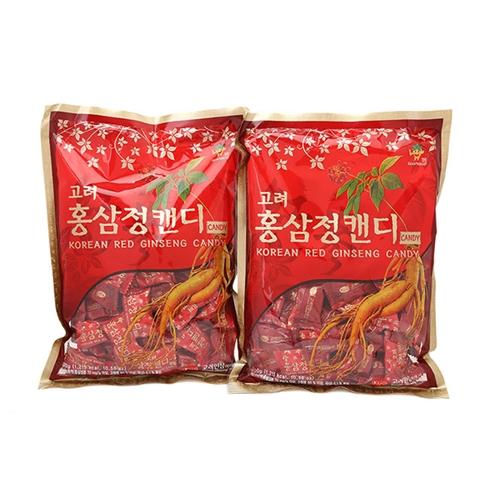Combo 2 gói kẹo Hồng Sâm Hàn Quốc KGS (300g)