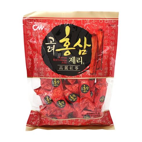 Kẹo Mềm Hồng Sâm Hàn Quốc cao cấp (400g)