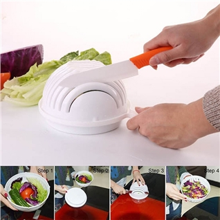 Cùng Mua - Dung cu cat salad sieu toc thiet ke thong minh