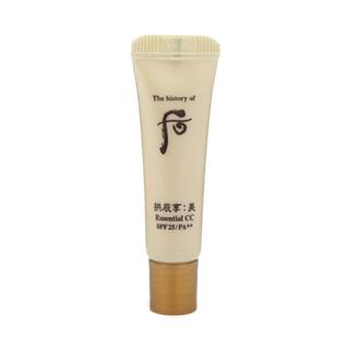 Cùng Mua - Sample kem CC hieu chinh sac da Whoo Essential 6ml