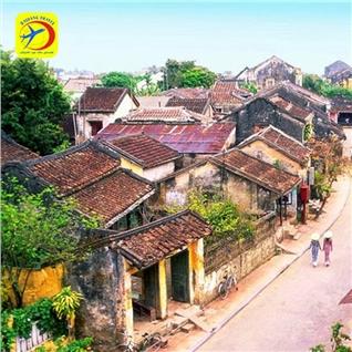Cùng Mua - Tour Da Nang - Thanh pho dang song - Pho co Hoi An 3N2D