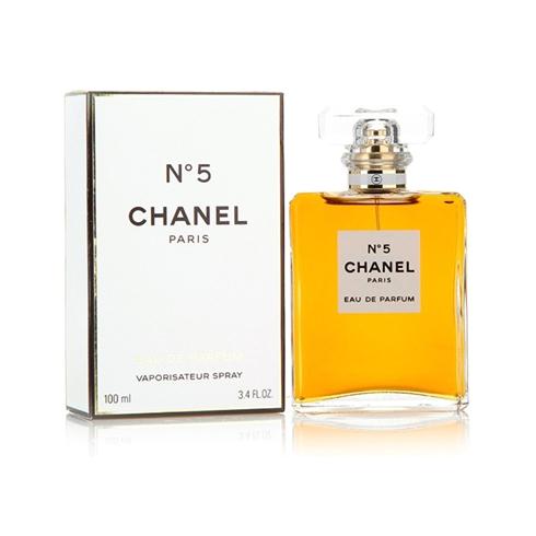 Nước hoa nữ No.5 Chanel Paris Eau De Parfum 100ml