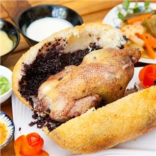 Cùng Mua - Ga ta bo xoi nep than thom ngon chat luong (2kg) - Chicken Go