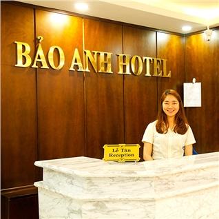 Cùng Mua - Phong Standard Double tai Bao Anh Boutique Da Nang 3* (2N1D)