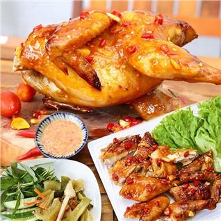Cùng Mua - Ga ta nuong muoi ot sot Mayonaise (1,2kg) - Chicken Go Saigon