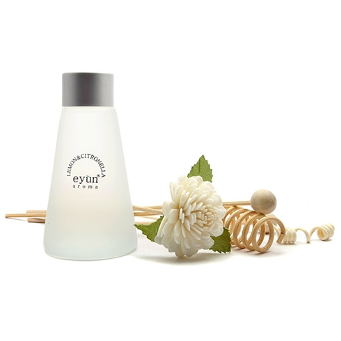 Tinh dầu khuếch tán Eyun Aroma hương Sả Chanh (80ml)