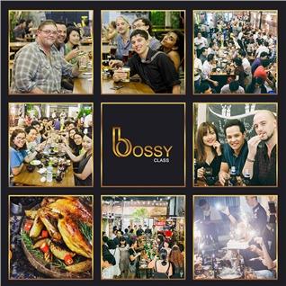 Cùng Mua - Set an cho 2 -3 nguoi + Bia dong gia tai Bossy Class Club